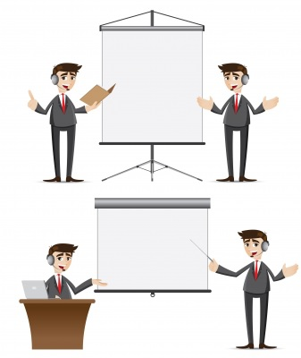 With a few adjustments, you can be a Better Speaker and Presenter